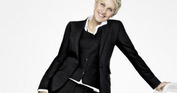 Ellen-DeGeneres-In-Black-Coat-Images