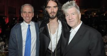 Bob Roth, Russell Brand, and David Lynch