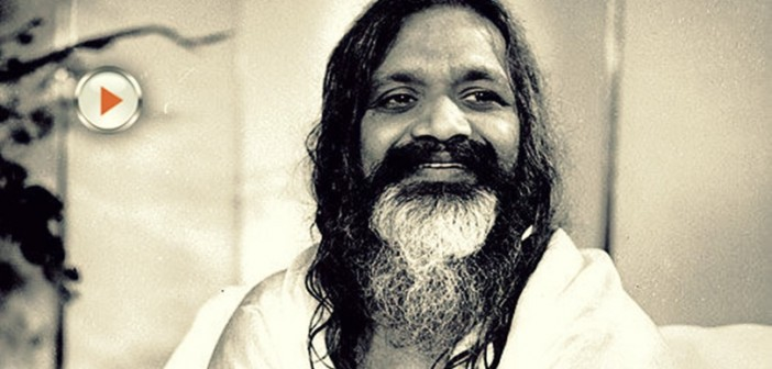 International History Channel documentary on Maharishi Mahesh Yogi