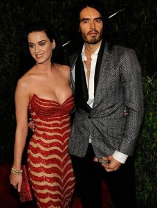 A SHARED PRACTICE: Though Russell Brand's marriage to the pop celebrity Katy Perry ended in divorce, at least one thing still connects them. Encouraged by him, Perry also learned to meditate, and has been going strong ever since.