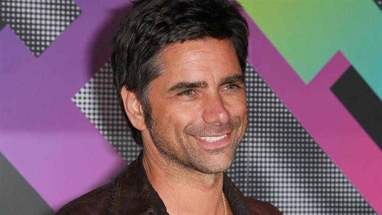 "FEELING CONSISTENT: Morning meditation makes Stamos feel like he can take on the day. ""I'm always in such a turbulent up and down,"" he says."