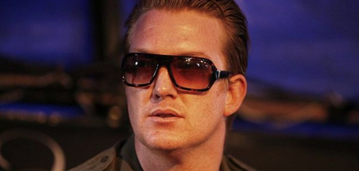 Josh Homme enjoys new life after near death experience