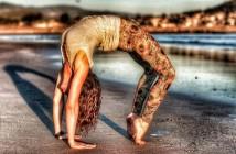 Julia Tulsi Bagnoli: Yoga, meditation and feeling at home in India